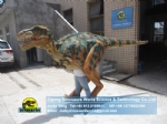 Movie theme park looks like T-Rex dinosaur costume DWE3324-25