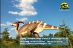 Jurassic world dinosaur model parasaurolophus dinosaur replicas DWD1448