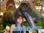 Jurassic world animatronic Spinosaurus mechanical model DWD1452