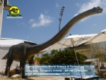 Robotic dinosaur CE standard alive animated Big Mamenchisaurus DWD1473