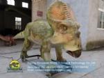 Sell the theme park Protoceratops children's entertainment equipment DWD226