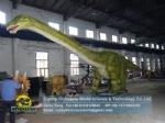 Outdoor dinosaur theme park animatronic dinosaur diplodocus DWD228