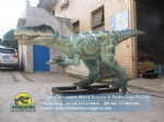 Amusement park life size cheap mechanical dinosaur herrerasaurus DWD229