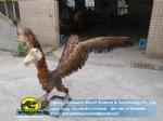 Artificial dinosaur late jurassic archaeopteryx model DWD5225