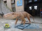 Custom Artificial prehistoric animal fiberglass euparkeria model DWD5218