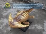 Prehistoric animal artificial fiberglass diplocaulus model DWD5216
