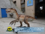 Jungle Playground Silicone Rubber Dinosaur Robot Deinonychus DWD237