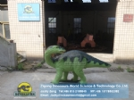 Artificial dinosaurs young brontosaurus model 雷龙 DWD233
