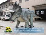 Theme park equipment amusement park dinosaurs Triceratops DWD234
