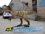 Theme park equipment Artificial dinosaur Velociraptor DWD242 ​