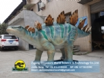 Theme Park Dinosaurs Equipment Stegosaurus Model DWD241