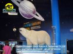 Best animal factory polar bear christmas decoration DWA090