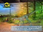 2012 new christmas decoration animatronic dinosaurs ( Herrerasaurus) DWD007